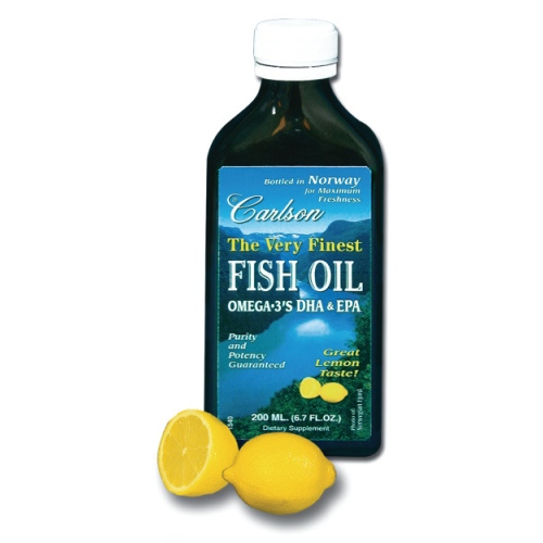 Carlsons fish oil show me strength for Carlsons fish oil