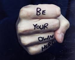 Be your own hero pic