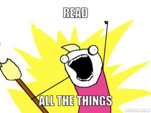 Reading Meme
